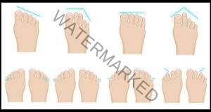 Какъв тип крака притежавате? Проверете и опознайте характера си!