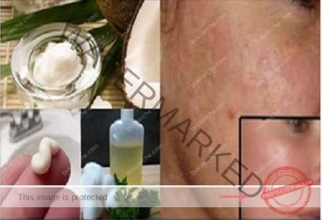 Маска с магданоз срещу бръчки, петна и лунички