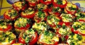 Невероятно вкусно и красиво ястие от тиквички и домати