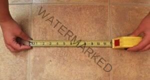 Подменете пода на тоалетната си по нестандартен начин
