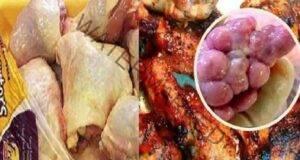 Предупреждение за всички жени - никога не яжте тази част от пилето!