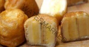 Пържени банани в тесто: чудесно лакомство, готово за 10 минути