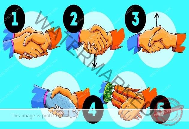 Ръкостискането: Ето какво казва за вас начинът по който се ръкувате