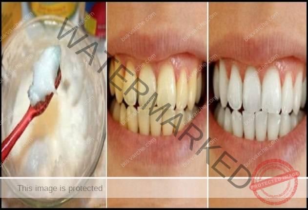 Само 3 минути и зъбите ви ще бъдат ослепително бели