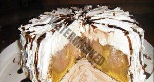 Торта туфахия - невероятно вкусен десерт с ябълки