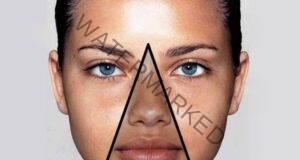 Триъгълник на смъртта на лицето: ето защо не бива да го докосвате