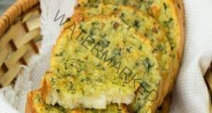 Чеснов хляб с кашкавал: Най вкусната закуска за мързеливи домакини