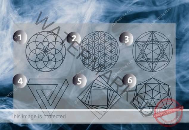 Изберете символ и узнайте от какво се нуждае вашата душа!