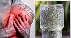 Обикновена чаша студена вода може да бъде причина за инфаркт