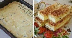Пясъчен пай с извара: Оригинален и много вкусен десерт