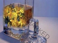 Ракията с жълт кантарион премахва слузта от белите дробове