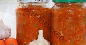 Салата от тиквички, моркови и лук: никога не остава за зимата!