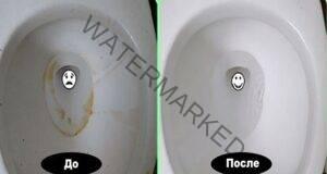 С тези 2 естествени съставки вашата тоалетна ще блести от чистота