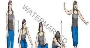 Тест за дълголетие: само няколко движения ще ви покажат