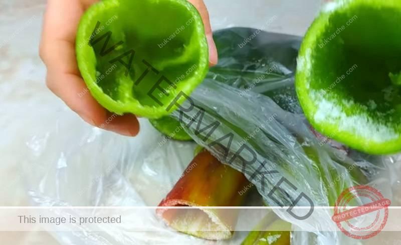 Съхранение на чушки за зимата: няколко варианта