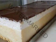 Бърза домашна торта с шоколадова глазура - лесно и вкусно