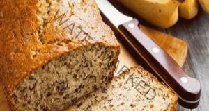 Домашен бананов хляб без брашно и мляко - вкусен и полезен