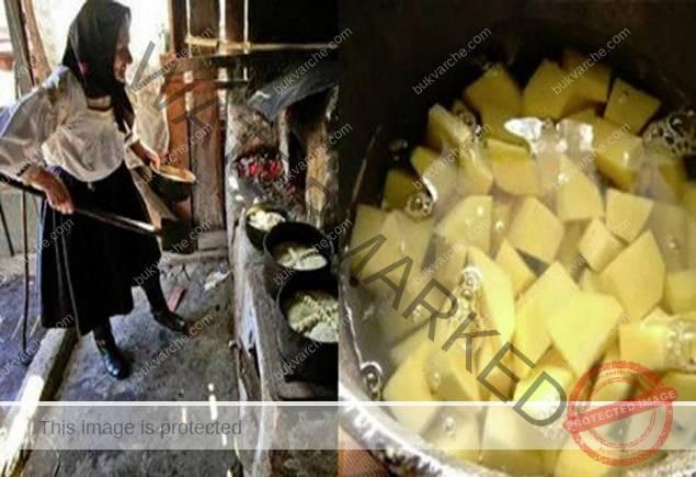 Картофената вода и нейните невероятни свойства