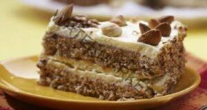 Орехова торта без брашно: Много оригинален и вкусен десерт
