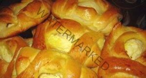 Отворени пирожки с мая и извара на фурна. Опитайте тази рецепта!