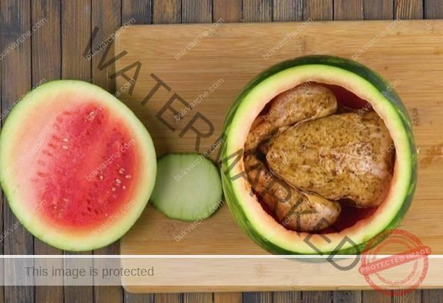 Пиле в диня: вкусна рецепта, която със сигурност ще ви хареса