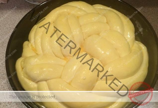 Плетена питка: бърза и вкусна рецепта, правя я всеки уикенд