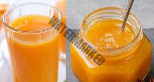 Почистване на черния дроб с напитка от тиква и мед