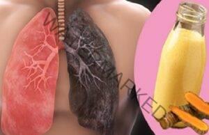 Пречистване на белите дробове: това е идеалната напитка