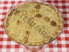 Сладка пшеница с орехи, здравословна и полезна за стомаха