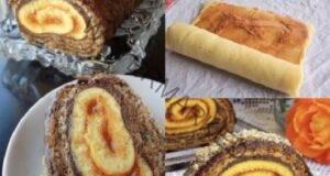 Торта с домашен крем и шоколадова глазура - истинска наслада