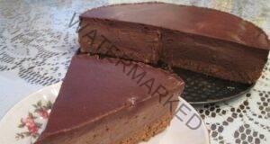 Шоколадова торта без печене - приготвя се бързо и лесно