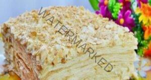 Десерт без печене: Приготвя се лесно, а вкусът е отличен