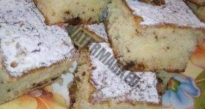 Домашен сладкиш - смесвате всички съставки и печете