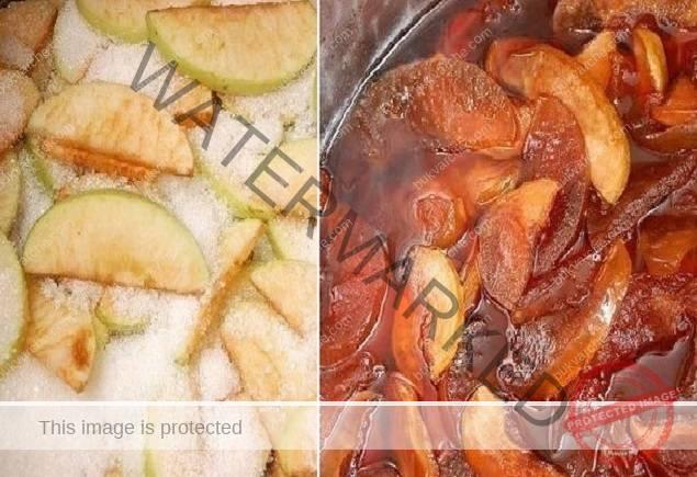 Домашно ябълково сладко - това е най-добрата рецепта