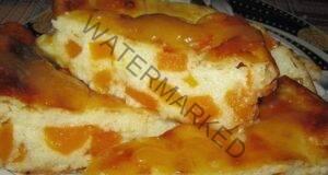 Запеканка с тиква - сочен десерт за зимните вечери