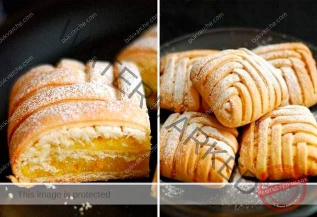 Италиански пясъчен сладкиш - сочен и ароматен