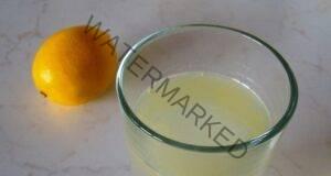 Лимонова вода или обикновена хладка вода да пиете сутрин?