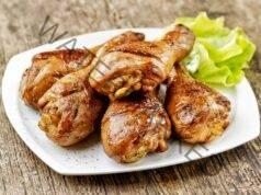 Мариновани пилешки бутчета най-вкусната рецепта