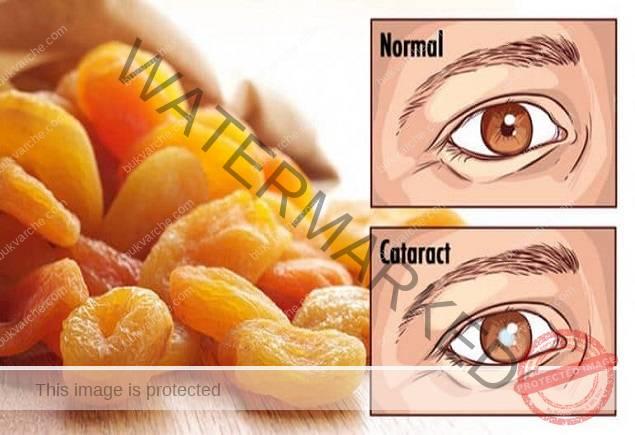 Подобряване на зрението чрез консумация на определени продукти