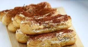 Рецепта за домашни еклери - приготвям ги всяка неделя