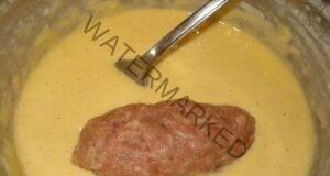 Рецепта за зрази - вкусно ястие от кайма, лук и яйца