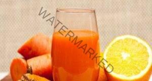 Сок от куркума - почиства тялото от токсини и предотвратява рак