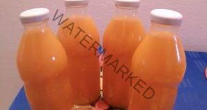 Сок от тиква и моркови, който регенерира клетките