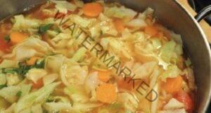 Супа за отслабване, която е и много здравословна