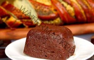Шоколадово масло - идеално за любимите ви палачинки