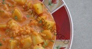 Яхния с картофи и моркови - любима рецепта от детството