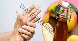 Болките от ревматоидния артрит отшумяват с ябълков оцет