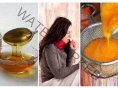 Домашен сироп за кашлица и по-лесно изхвърляне на секрета