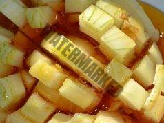 Лек с лук и мед за отстраняване на слузта от белите дробове