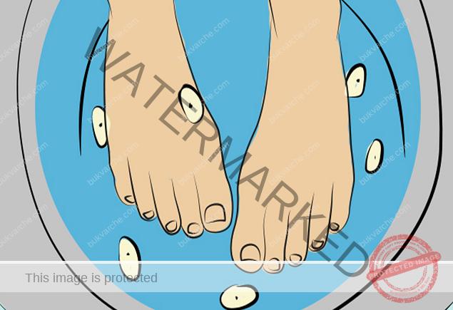 Лечение на гъбичките по краката с помощта на чесън